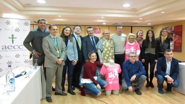 Presentación proyectos Cáncer en La Rioja