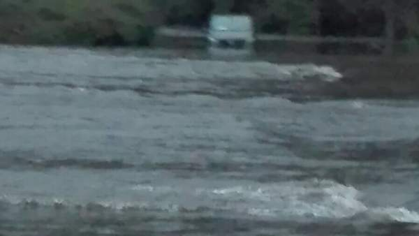 Rescate río Jerte