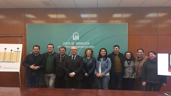 Presentación de 'Codigo Universidad' del IAJ y la UCA