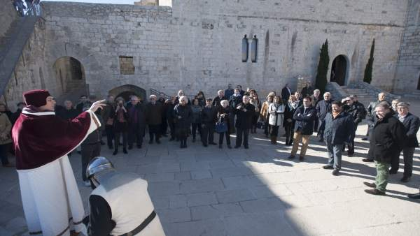Ndp La Diputación Duplica Los Visitantes Y Los Ingresos Del Castillo De Peñíscol