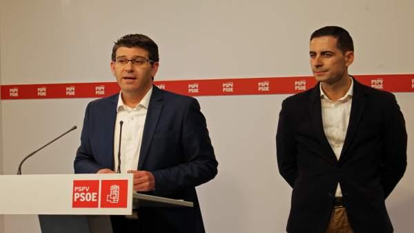 """El PSPV presentarà mocions en els Ajuntaments per a exigir a Montoro que """"complisca"""" i permeta gastar el seu superàvit"""