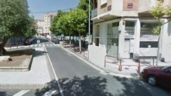 Imagen de la calle Defensores de Villarreal