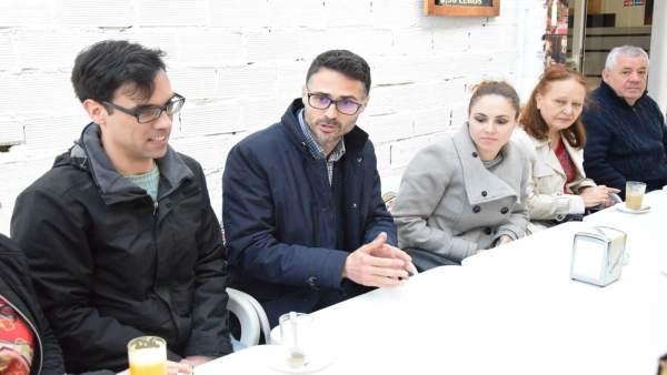 Noelia Suárez y José Carlos Durán