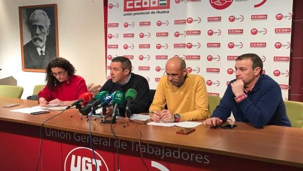 UGT Y CCOO Informan Sobre La Negociación Del Convenio De Hostelería.
