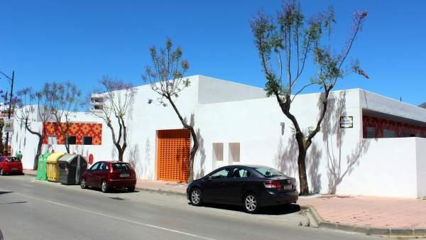 Guardería municipal de Estepona clases niños menores escuela infantil