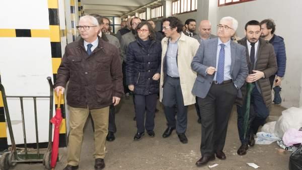 Nota De Prensa Y Fotografías Firma Protocolo Ciudad Justicia Cádiz