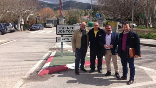 Visita al Puente de la Sierra