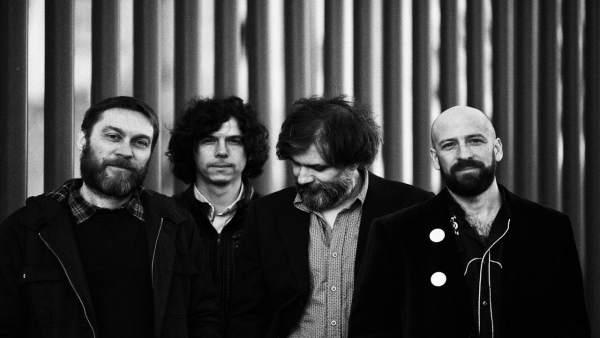 El grupo valenciano de rock Senior i el Cor Brutal