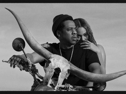 Beyoncé Jay-Z On The Run II OTR gira conjunta