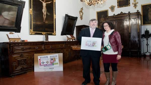 La ONCE lleva al Señor de Granada a cinco millones y medio de cupones