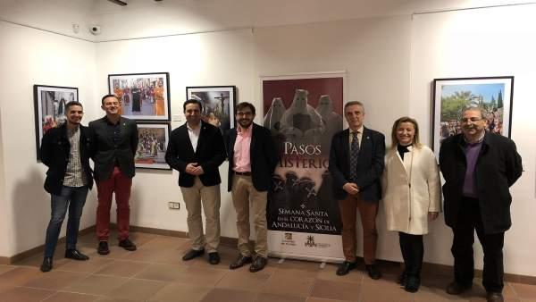 Inauguración de la exposición 'Pasos y Misterios'