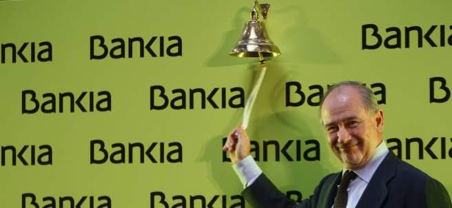Bankia sale a Bolsa