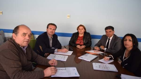 Reunión de Ciudadanos Almería con Asopesca