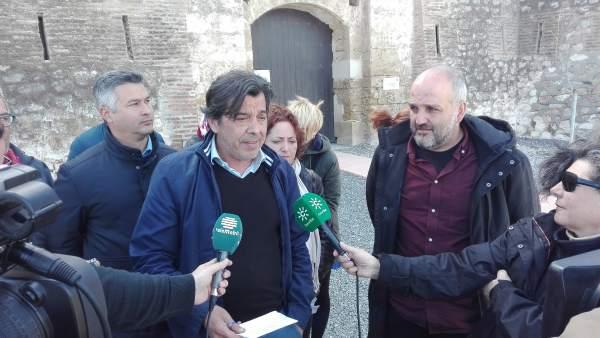 Podemos e IU piden declarar el Castillo de Carchuna como Lugar de Memoria