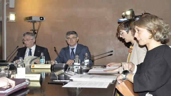 Comisión de Seguimiento del Pacto del Agua en Zaragoza