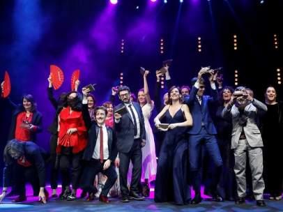 Premios de la Unión de Actores 2018