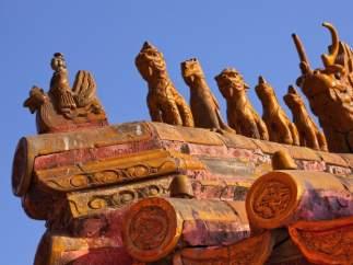 Palacio imperial chino
