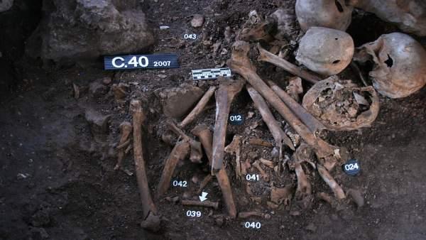 Primeros aldeanos de la Península Ibérica tenían genes diferentes