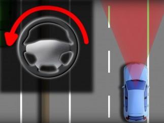 Sistema de mantenimiento de carril