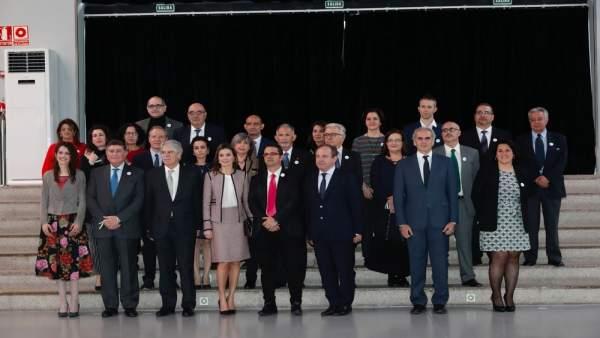 La Reina, en el acto oficial del 'Día Mundial de las Enfermedades Raras'