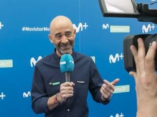 Antono Lobato en Movistar+