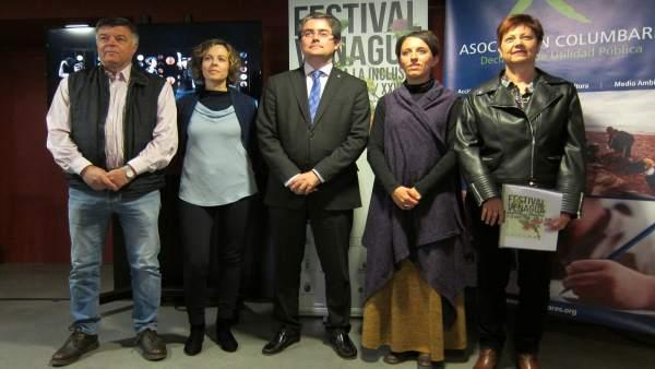 Presentación 'Festival Venagua'