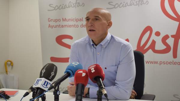 El Psoe Critica Al Ayuntamiento De León Que Los Presupuestos Que Se Van A Aproba