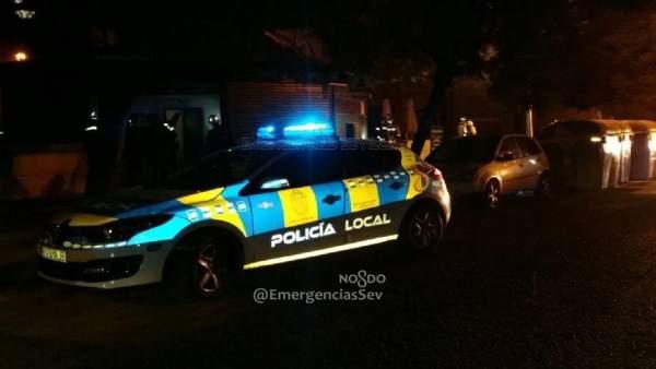 Policía Local Sevilla, sucesos