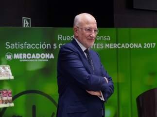 Juan Roig, president de Mercadona