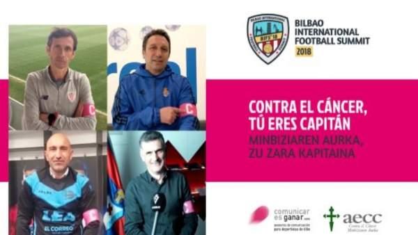 Campaña con los entrenadores