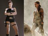 Angelina Jolie y Alicia Vikander