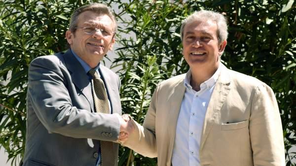 Rafael Montero y Óscar García