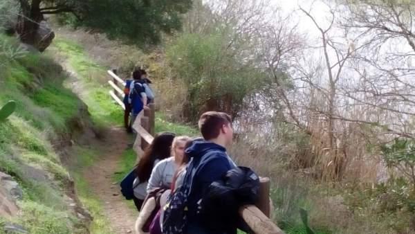 El Poblado Tartésico de Gibraleón acoge jornadas 'Vivir y Sentir el Patrimonio'.