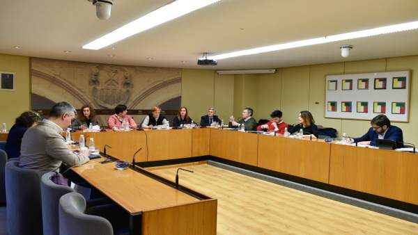 Comparecencia turismo Parlamento