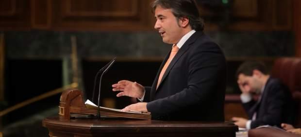 Diego Movellán, diputado autonómico cámntabro del PP