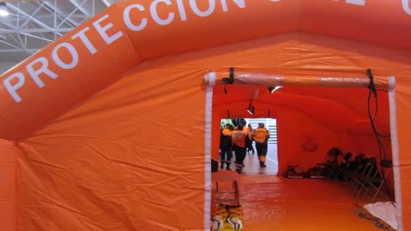 Protección Civil, suceso, emergencia, urgencia, voluntario