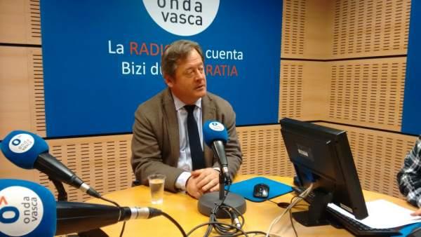Entrevista a Bingen Zupiria en Onda Vasca