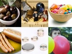 Atragantamiento en niños: los objetos y alimentos más peligrosos y cómo actuar