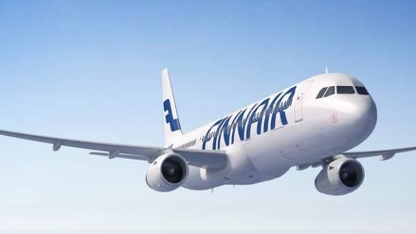 Uno de los Airbus de Finnair
