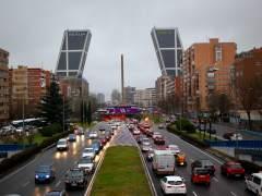 Reabren al tráfico los túneles de O'Donnell y Plaza Castilla