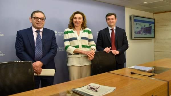 Presentación sistema agresiones en Salud de La Rioja
