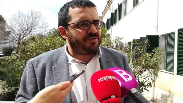 El Conseller De Agricultura, Vicenç Vidal, Informa Sobre La Xylella