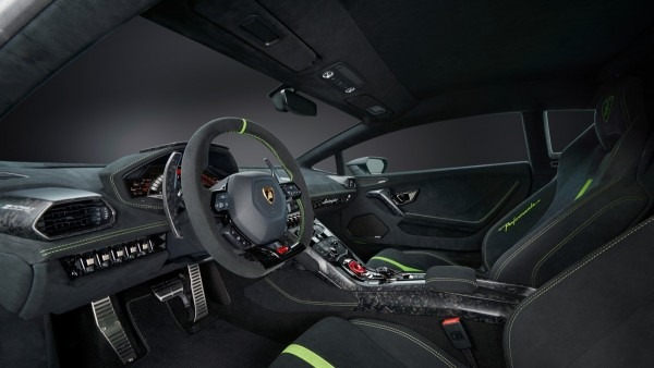 Interior del Huracán Performante