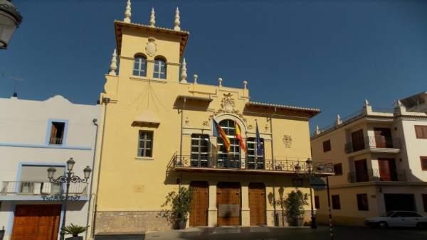 Ayuntamiento Riba-roja