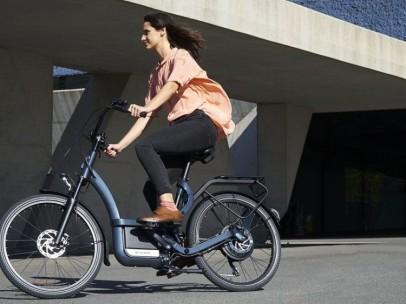 Bicicleta eléctrica de Kymco