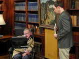 Stephen Hawking en 'The Big Bang Theory'