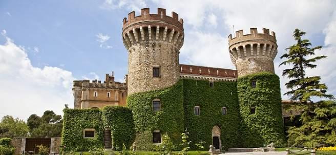 Castell Peralada.