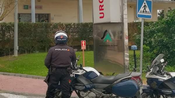 Policía Nacional ha detenido a una mujer tras una agresión en Hospital de Jerez