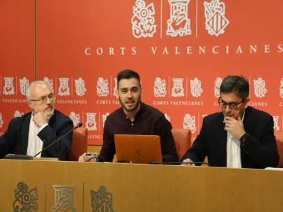 Presentació d ela proposta per a una nova llei electoral valenciana