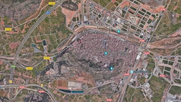 Término municipal de Sagunt